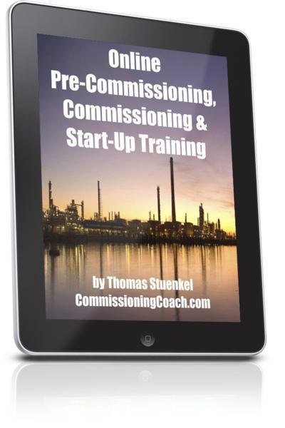 Online Commissioning Training